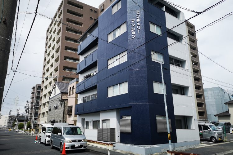 春日井市5階建てマンション