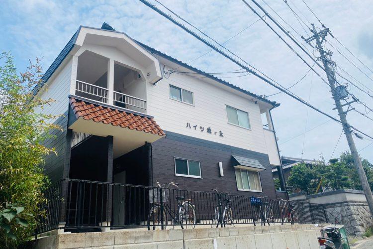 天白区2階建てアパート